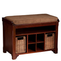 Flannagan Storage Bench