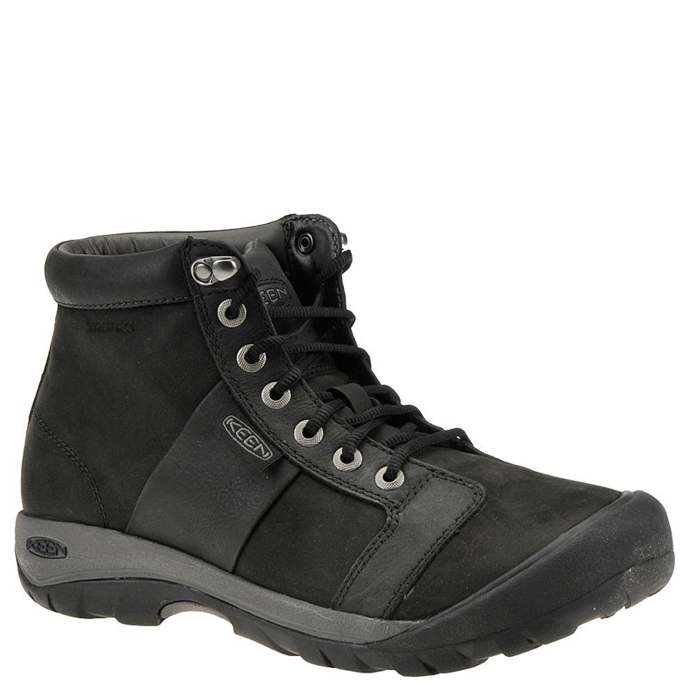 KEEN Austin Mid WP Men's Black Boot 8 M -  887194745296