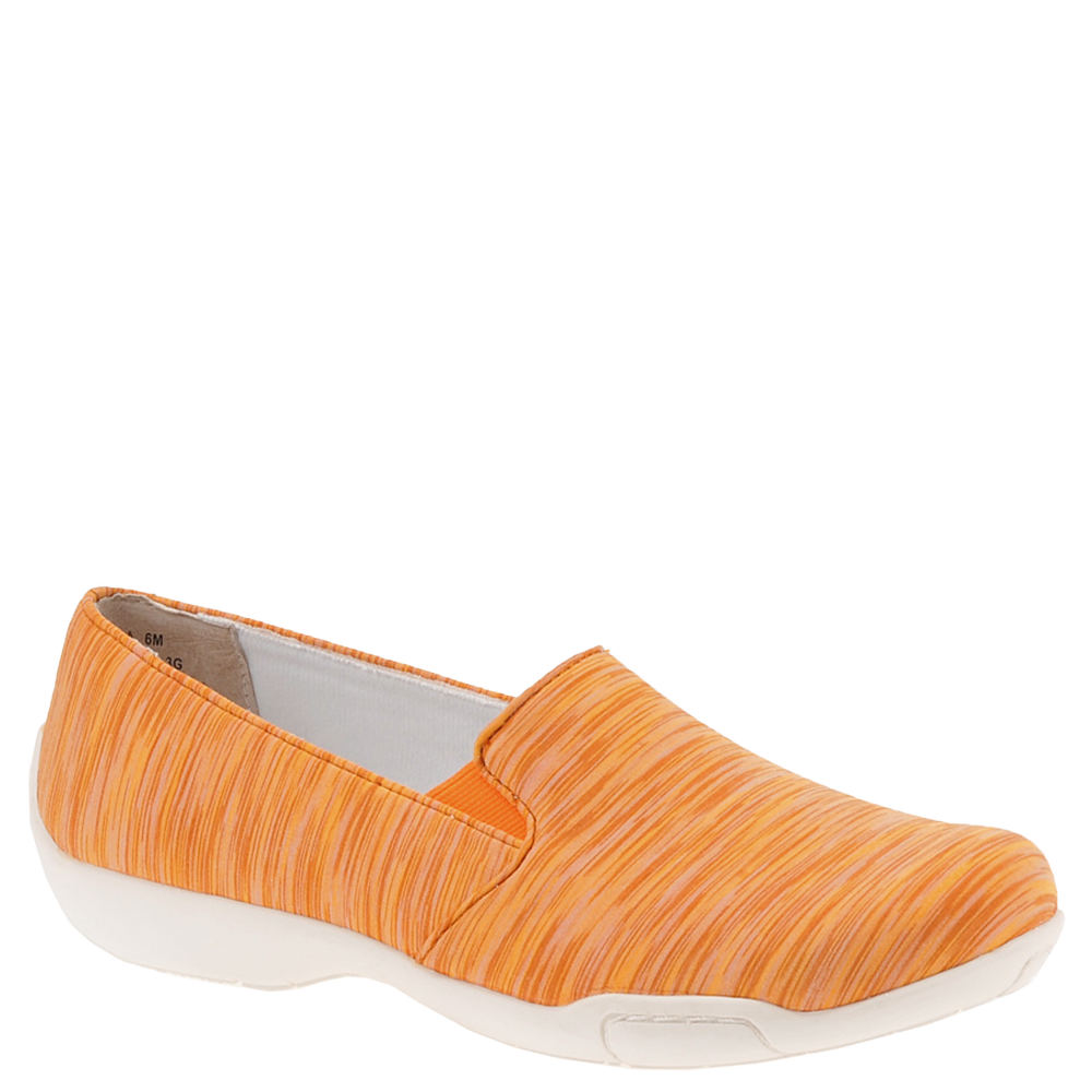 *Choose this light bright slip-on when it\\\'s time for a casual style refresh *Fabric upper *Slip-on style with twin elastic side panels for a great fit *Foam-cushioned footbed *Flexible rubber sole keep things comfortable *1\\\