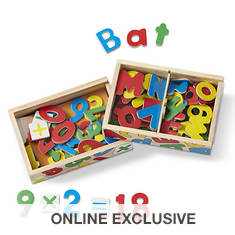 Melissa & Doug Magnetic Letters & Numbers