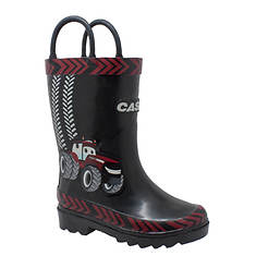 """Case IH 3D """"Big Red"""" Rubber Boot (Kids Toddler-Youth)"""