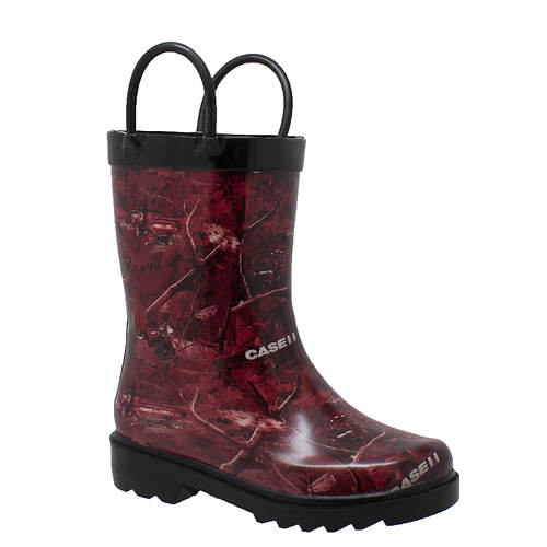Case IH Camo Rubber Boot (Kids Toddler-Youth)
