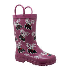 "Case IH ""Li'l Pink"" Rubber Boot (Kids Toddler-Youth)"