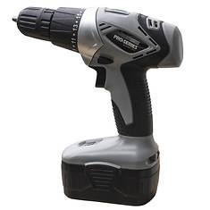 Pro-Series 18-Volt Cordless Drill Kit