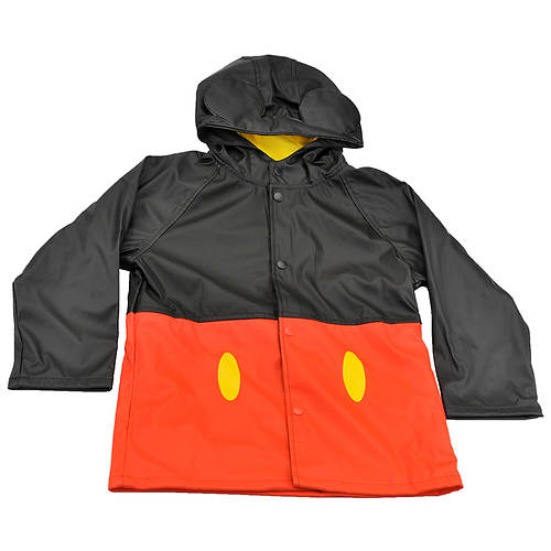 Western Chief Boys' Mickey Mouse Rain Coat