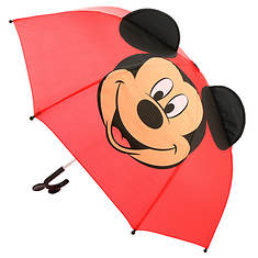Western Chief Boys' Mickey Mouse Umbrella