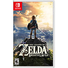 Nintendo SWITCH Legend Of Zelda