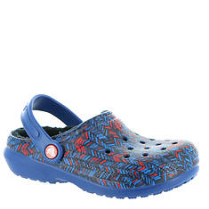 Crocs™ Classic Lined Graphic Clog (Boys' Infant-Toddler-Youth)
