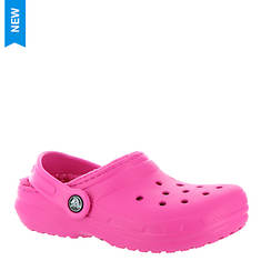 Crocs™ Classic Lined Clog (Girls' Infant-Toddler-Youth)
