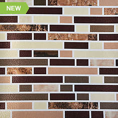 Backsplash Tiles-Copper
