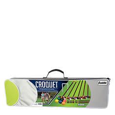 Franklin Sports-Intermediate 6-Player Croquet Set