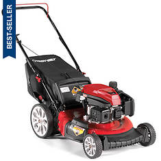"Troy Bilt 21"" High Wheel Gas Lawn Mower"