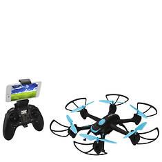 SkyRider 6-Rotor Wi-Fi Camera Drone