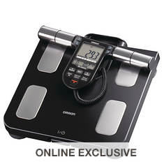 Omron Full-Body Monitor and Scale