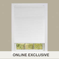 Cordless Honeycomb Cellular Shade