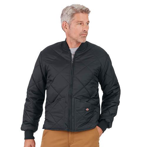 Dickies Men's Quilted Nylon Jacket
