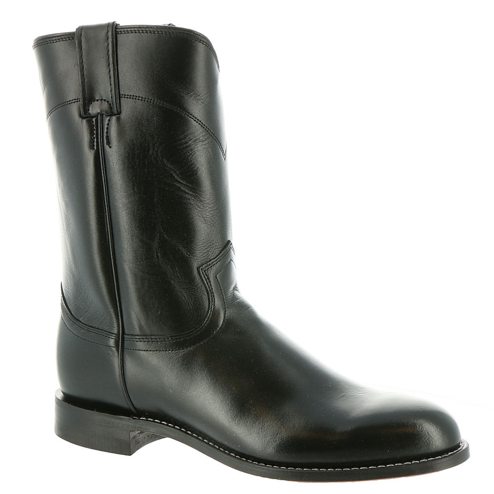 *This classic roper boot will keep you looking great wherever you go *Soft kipskin leather upper *11\\\