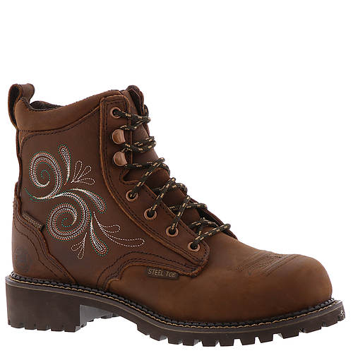 Justin Original Workboots Katerina Waterproof Steel Toe (Women's)