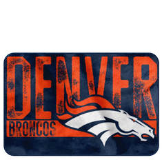 "NFL 20""x30"" Memory Foam Bath Mat By The Northwest Company"
