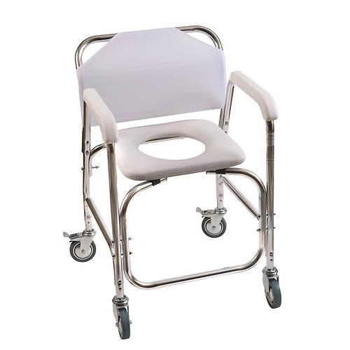 DMI Shower Transport Chair