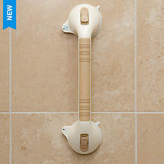 "HealthSmart 16"" Suction Cup Grab Bar"
