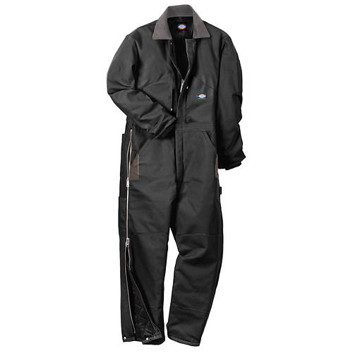 Dickies Men's Premium Insulated Duck Coverall