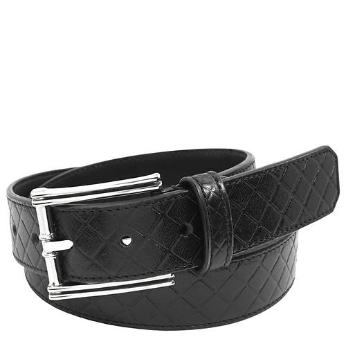 Stacy Adams Webster 34mm Diamond Belt