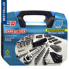 ChannelLock 94-Piece Mechanic's Tool Set