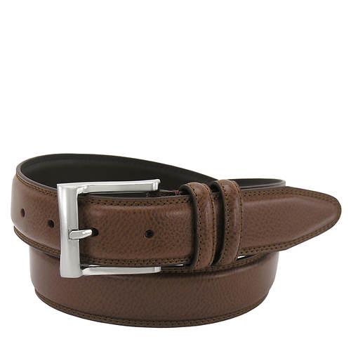 Florsheim 32mm Pebble Grain Leather Belt