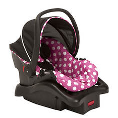 Disney Minnie Mouse Light N' Comfy Luxe Infant Car Seat
