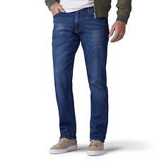 Lee Jeans Men's Extreme Motion Straight Fit Tapered Jeans