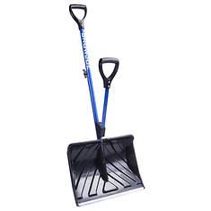 Snow Joe Back-Saving Snow Shovel