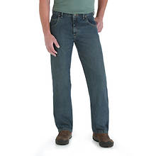 Wrangler Relaxed Straight Fit Jeans