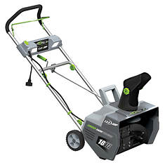"Earthwise Corded 18"" Snow Thrower"