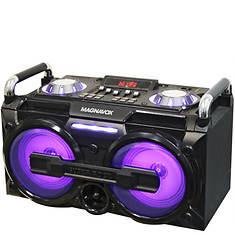Magnavox Light-Up Wireless Boombox