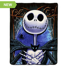 """46""""x60"""" Licensed Character Micro Raschel Throws"""