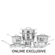 Cuisinart Contour 13-Piece Cookware Set