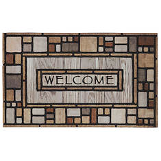 Mohawk Home Drifted Nature Recycled Mat 18