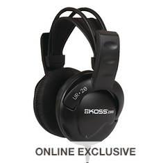 Koss Full Over-the-Ear Headphones