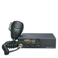 Cobra 40-Channel CB Radio with10 NOAA Weather Channels