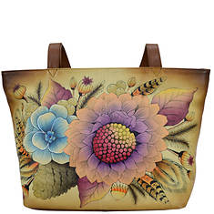 Anna by Anuschka Large Tote Bag