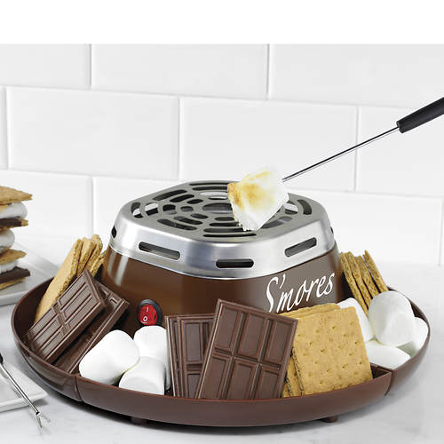 Nostalgia Electrics Electric S'Mores Maker