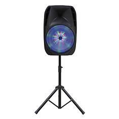"""IQsound 15"""" Portable Speaker Kit"""