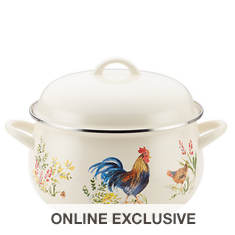 Paula Deen 8-Quart Covered Stockpot