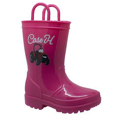 Case IH PVC Boot Light-Up (Girls' Toddler-Youth)