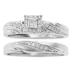 Women's Diamond Set