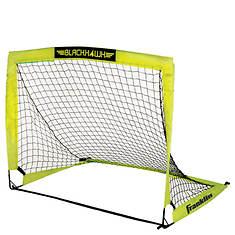 Franklin Sports - 4'x3' Fiberglass Blackhawk Goal