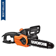 "Worx 10"" 2-in-1 Electric Pole Saw/Chainsaw"