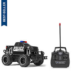 World Tech - Ford F150 Police 1:24 RC Monster Truck