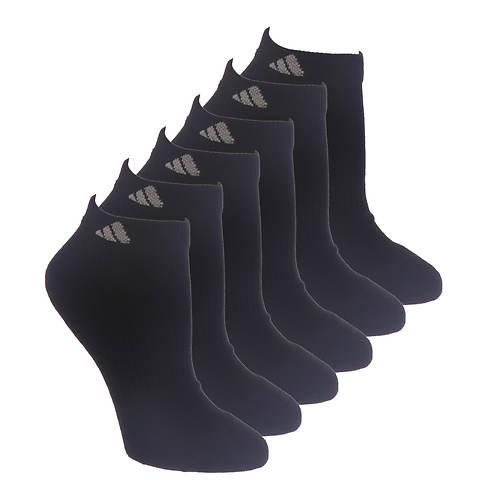 adidas Women's Athletic 6-Pack Low Cut Socks